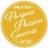 More purpose passions success - 2020